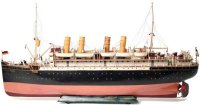 Maerklin Tin-Ships Ocean liner #5050/9 D one of the most...