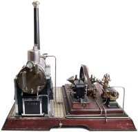 Maerklin Steam Toys-Horizontal Steam Engines High...