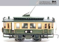 Maerklin Tin-Trams Electric tram #13070, 20 volt motor...