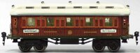 Maerklin Railway-Passenger Cars Pullman car #1933/0 G...