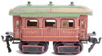 Maerklin Railway-Passenger Cars Dining car #1842 with...