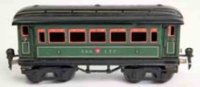 Maerklin Railway-Passenger Cars Passenger car #1888/0...
