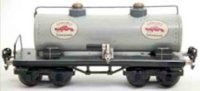Maerklin Railway-Freight Wagons Tank car #1954 with eight...