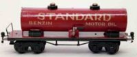 Maerklin Railway-Freight Wagons Tank car #1954/1 with...