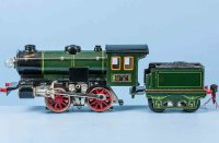 Maerklin Railway-Locomotives volt steam locomotive #R...