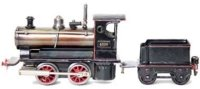 Maerklin Railway-Locomotives Spirit steam locomotive...