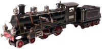 Maerklin Railway-Locomotives Clockwork locomotive #FE...