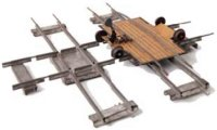 Maerklin Railway-Rails/Power Mobile transfer table...