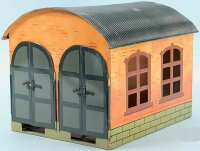 Maerklin Railway-Engine Sheds Engine shed #2112/0 for 2...