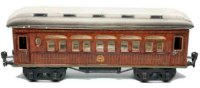 Maerklin Railway-Passenger Cars French dining car #1894/1...
