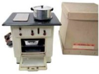 Maerklin Tin-Kitchens and Amenities Electric stove...