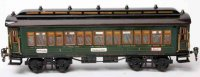 Maerklin Railway-Passenger Cars Passenger car #1931/1...