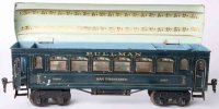 Maerklin Railway-Passenger Cars American dining car...