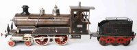 Maerklin Railway-Locomotives Spirit steam locomotive #E...