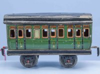 Maerklin Railway-Passenger Cars Compartment car #1864/0...