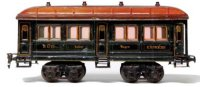 Maerklin Railway-Passenger Cars Passenger car #1847/1...