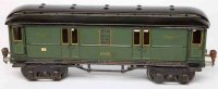 Maerklin Railway-Passenger Cars Mail car #1869/1 with...