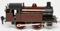 Maerklin Railway-Locomotives English clockwork locomotive...