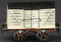 Maerklin Railway-Freight Wagons Ice cream car #1908/1...