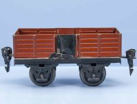 Maerklin Railway-Freight Wagons High sided car #1962/0...