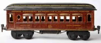 Maerklin Railway-Passenger Cars French sleeping car...