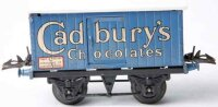 Hornby Railway-Freight Wagons Box car with foru wheels,...