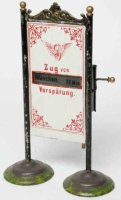 Bing Railway-Scoreboard/Stand Delay indicator #9161 with...