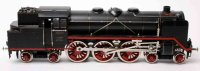 Maerklin Railway-Locomotives 20 volt steam locomotive,...