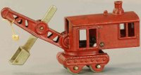 Kenton Hardware Co Cast-Iron Tugs-Rollers Tread mounted...
