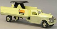 Buddy L Tin-Trucks Sit and ride truck in two colors,...