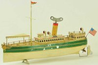 Staudt Leonhard Tin-Ships River boat #3612/5 listed in...