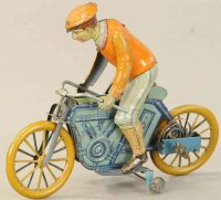 Huki - Kienberger Tin-Motorcycles Motorcycle lithographed...