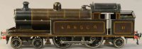 Bassett-Lowke Railway-Locomotives Electric tank...