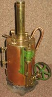 Bassett-Lowke Steam-Toys-Vertical-Steam-Engines This...