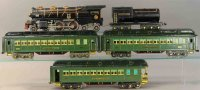 Lionel Railway-Trains 20th centry limited set. Locomotive...