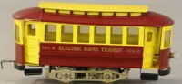 Lionel Tin-Trams Electric rapid transit trolley #2.3,...