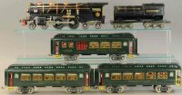 Lionel Railway-Trains Uncatalogued passenger set with...