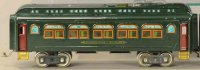 Lionel Railway-Passenger Cars Pullman car #428.2 with...