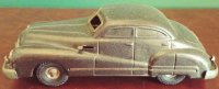 GAMA Tin-Cars Buick #100 made of tin, rubber and chrome,...