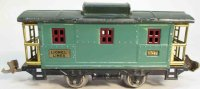 Lionel Railway-Freight Wagons Caboose #807.1 with four...