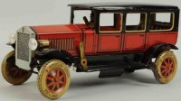 Tippco Tin-Oldtimer Wind-up limousine made of...