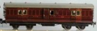 Carette Railway-Passenger Cars Baggage car # 31DR/67 with...