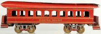Carlisle & Finch Railway-Passenger Cars Interurban car...