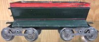 Lionel Railway-Freight Wagons Ballast car #16.11 with...