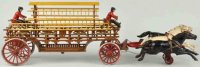 Dent Hardware Co Cast-Iron-Carriages Ladder wagon with...
