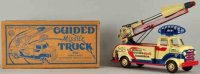 Marx Tin-Trucks Guided missile truck #1958 made of...