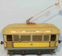 Carette Trams 1090/2 gelb