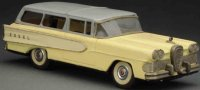 Nomura Toys Tin-Cars Ford Edsel station wagon with...