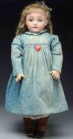 Kestner J. D. Dolls Lovely character child doll of the...