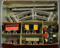 Maerklin Trains Passenger set